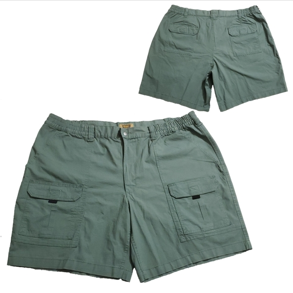 The Foundry Supply Co. Other - Foundry Supply Co. Comfort Stretch Cargo Shorts
